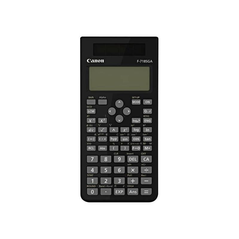 Kalkulačka Canon F-718SGA (4299B001) čierna