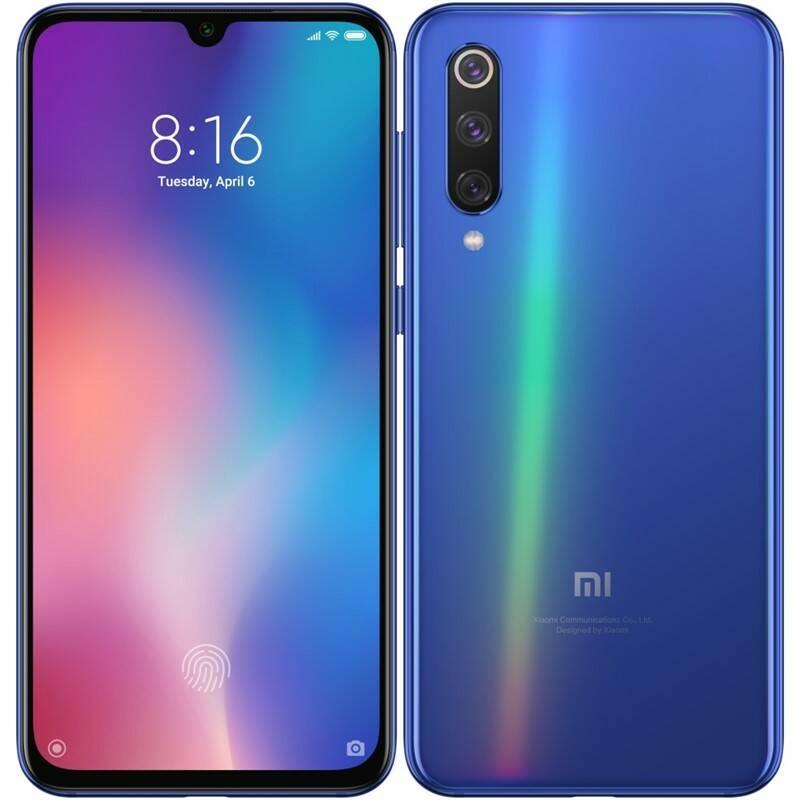 Mobilní telefon Xiaomi MI 9 SE 128 GB Dual SIM (23011) modrý