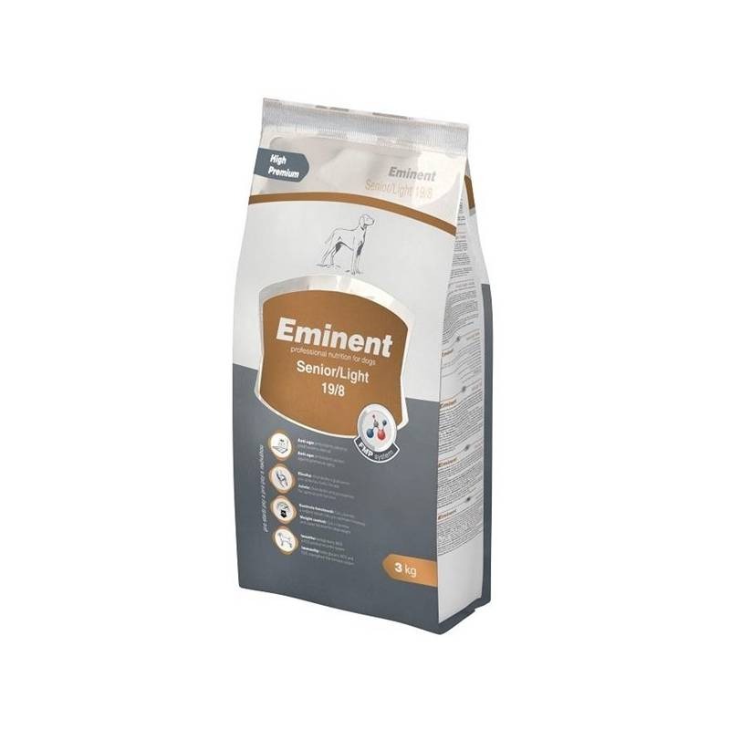 Granule Eminent Senior Light 3 kg