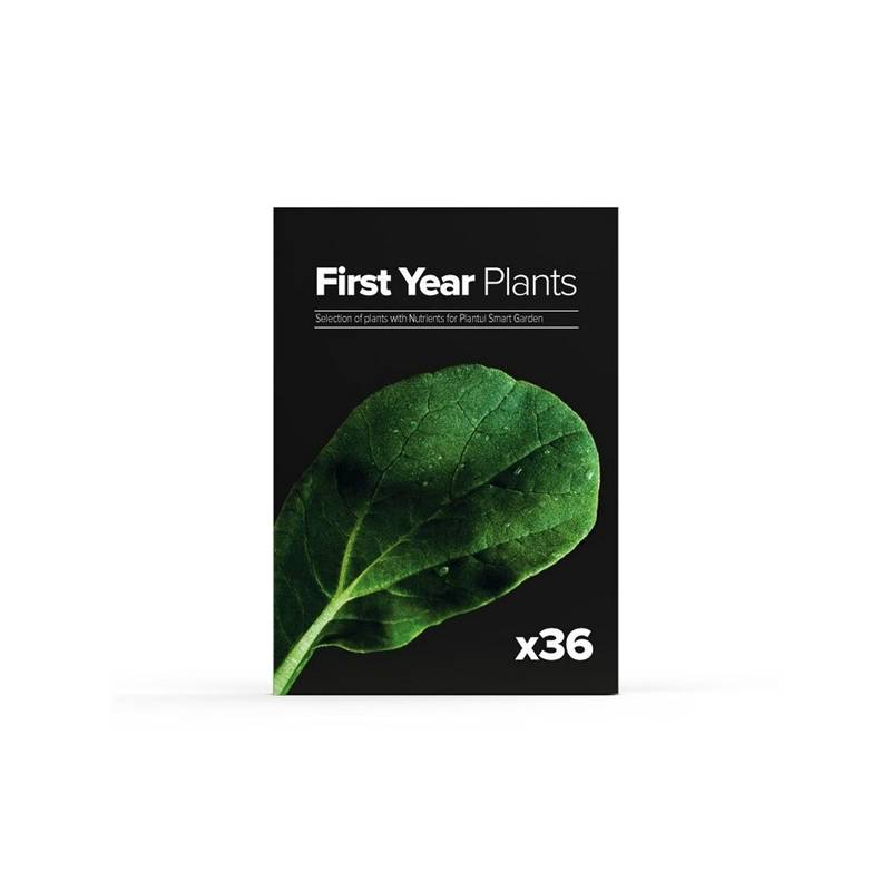 Bylinky Plantui First Year Plants (SE-FYP) + Doprava zadarmo