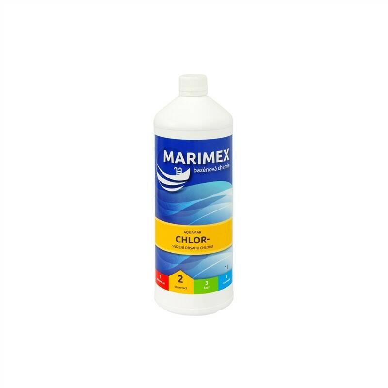 Bazénová chemie Marimex AQuaMar Chlor 1,0 l
