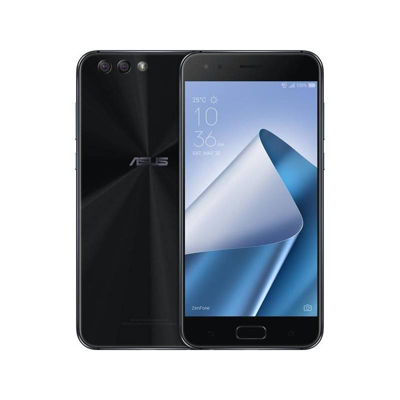 Mobilný telefón Asus ZenFone 4 (ZE554KL-1A009WW) (ZE554KL-1A009WW) čierny + Doprava zadarmo