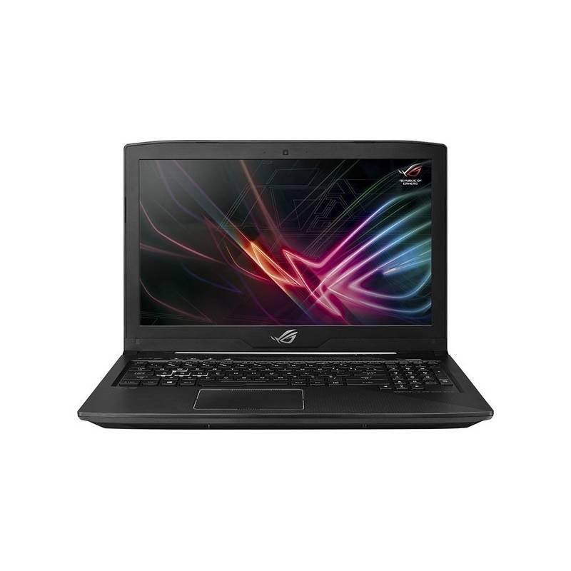 Notebook Asus ROG Strix GL503VD-FY064T (GL503VD-FY064T) čierny Software F-Secure SAFE, 3 zařízení / 6 měsíců (zdarma) + Doprava zadarmo