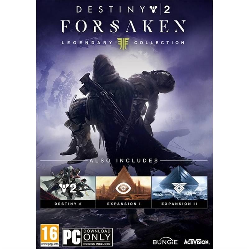 Hra Activision PC Destiny 2 Forsaken Legendary Collection (CEPC04236)