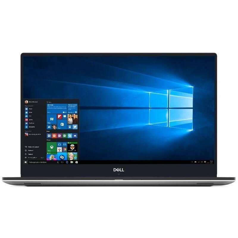 Notebook Dell XPS 15 (9570) (TN-9570-N2-713S) strieborný