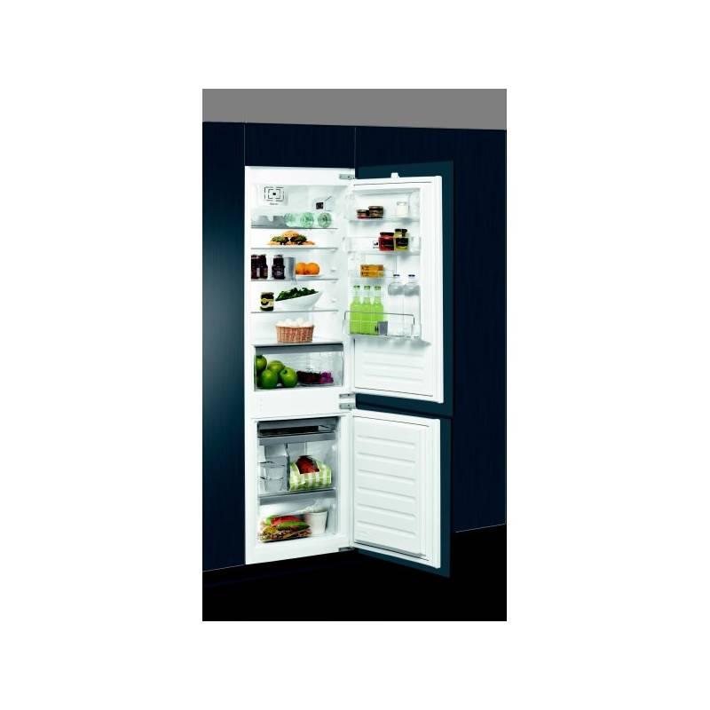 Kombinácia chladničky s mrazničkou Whirlpool ART 6611/A++ + Doprava zadarmo