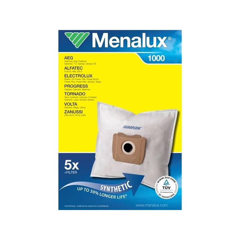 Sáčky pre vysávače Menalux 1000 (DCT153)