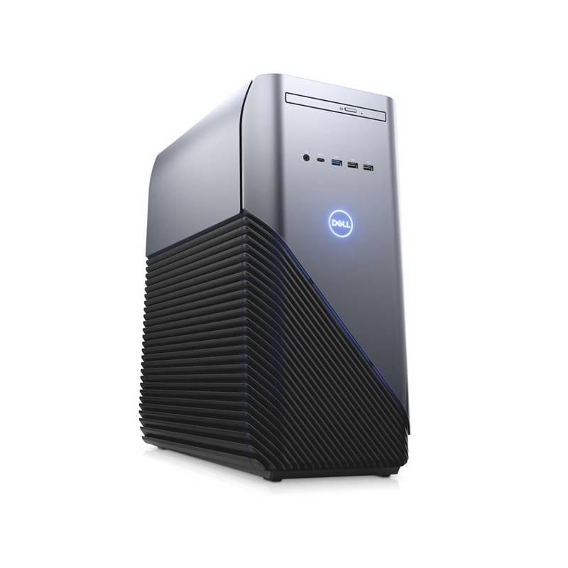 Stolný počítač Dell Inspiron DT 5680 Gaming (D-5680-N2-701S) strieborný Software F-Secure SAFE, 3 zařízení / 6 měsíců (zdarma) + Doprava zadarmo