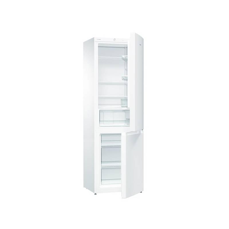 Kombinácia chladničky s mrazničkou Gorenje Primary RK612PW4 biela + Doprava zadarmo