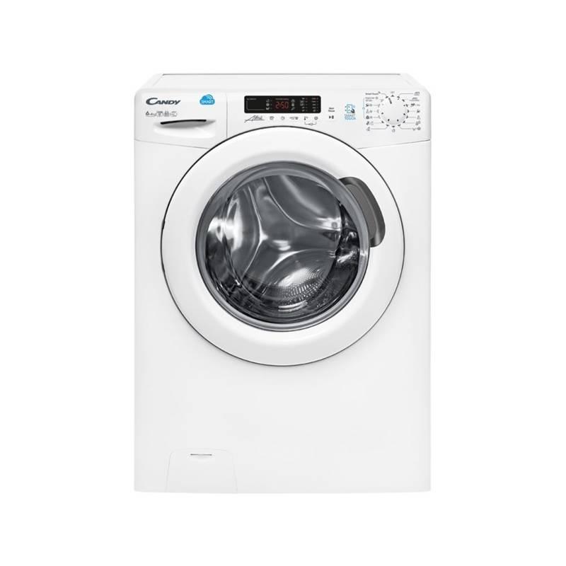 Automatická práčka so sušičkou Candy CSW4 364D/2-S biela + Doprava zadarmo