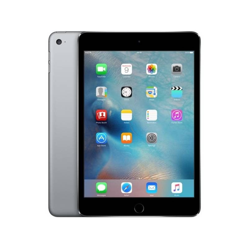Tablet Apple iPad mini 4 Wi-Fi 128 GB - Space Gray (mk9n2fd/a) + Doprava zadarmo