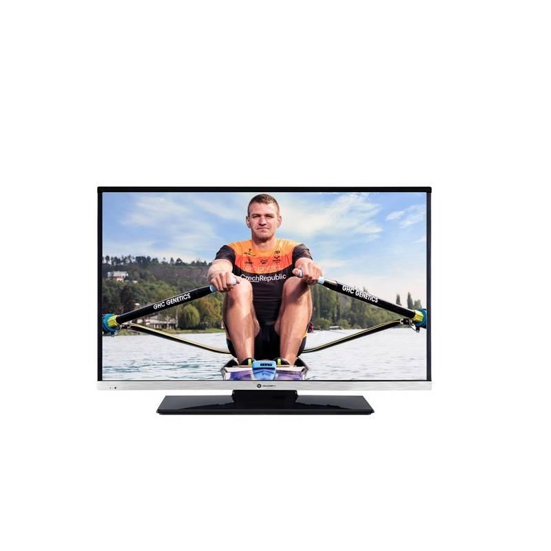 Televízor GoGEN TVH 24P284 čierna