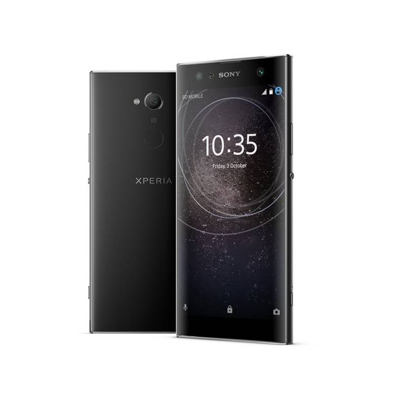 Mobilný telefón Sony Xperia XA2 Ultra Dual SIM (1312-6642) čierny + Doprava zadarmo