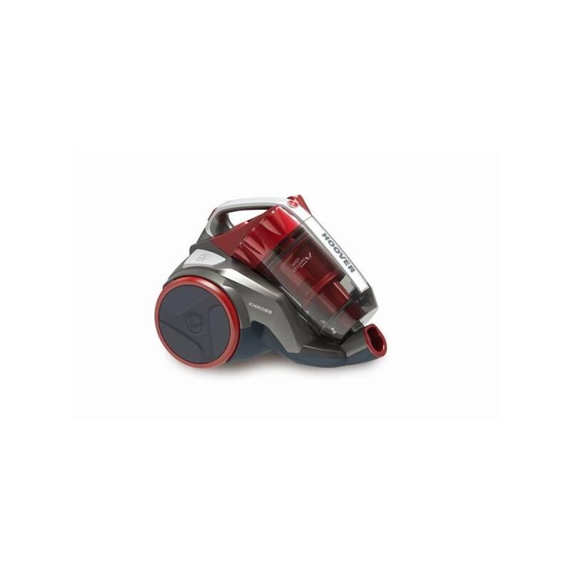 Podlahový vysávač Hoover Khross KS50PET 011 červený + Doprava zadarmo