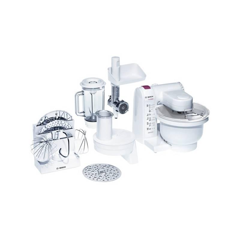Kuchynský robot Bosch MUM4657 biely