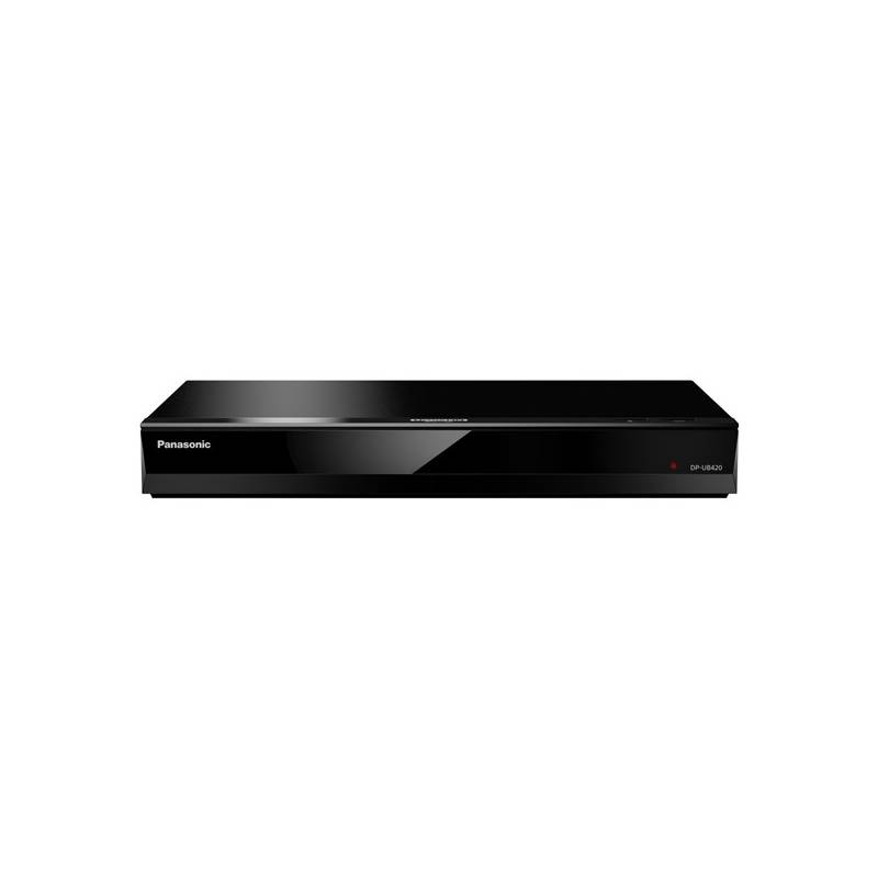 Blu-ray prehrávač Panasonic DP-UB420EGK čierny