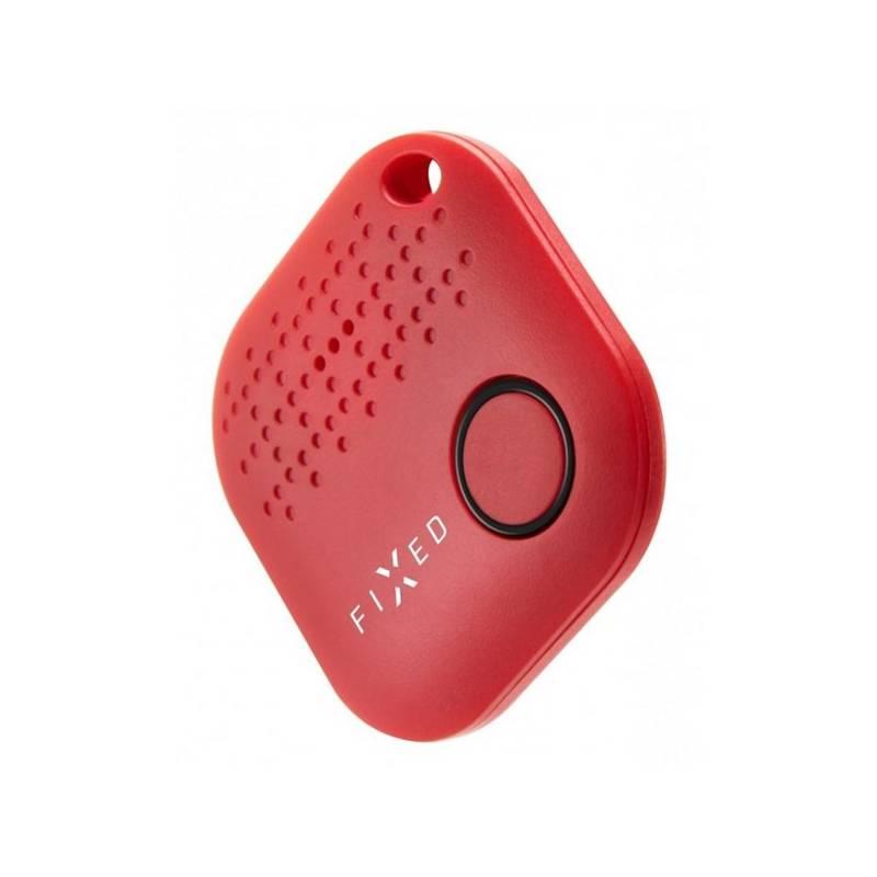 Kľúčenka FIXED Smile hlídač osobních věcí, červená (FIXSM-SMILE-RD)