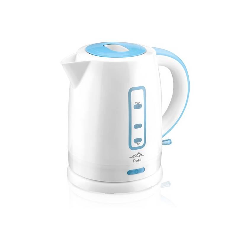 Rýchlovarná kanvica ETA Dora 3599 90000 biela/modrá