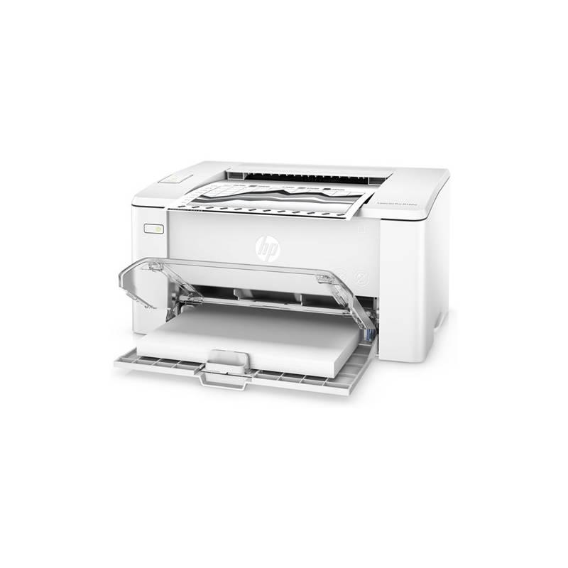 Tlačiareň laserová HP LaserJet Pro M102w (G3Q35A#B19) biela farba