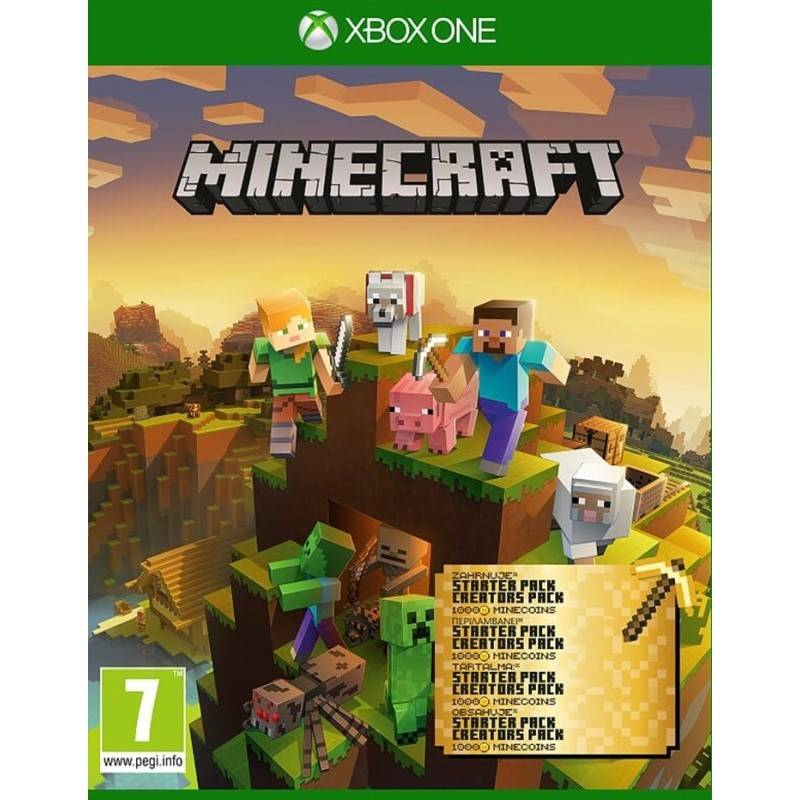 Hra Microsoft Xbox One Minecraft Master Collection (44Z-00148)