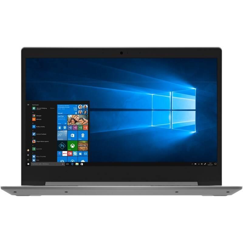 Notebook Lenovo IdeaPad Slim 1-14AST-05 sivý + MS Office 365 pre jednotlivcov (81VS0028CK)