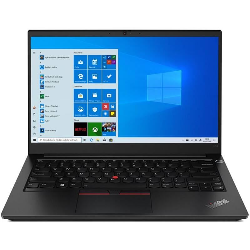 Notebook Lenovo ThinkPad E14 Gen 2 (20T6000MCK) čierny