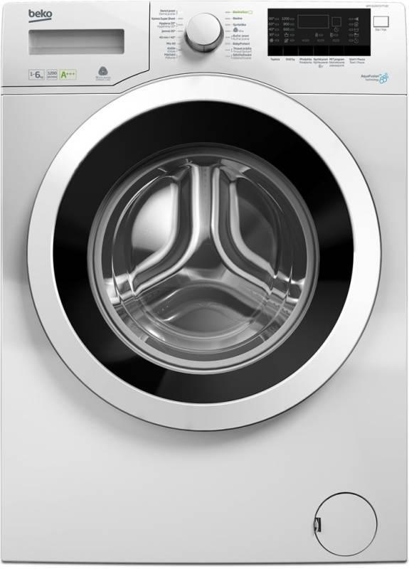 Automatická práčka Beko Superia WMY 61083 CS PTLB1 biela + Doprava zadarmo