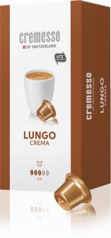 Kapsule pre espressa Cremesso Cafe Crema 16 ks (232849)