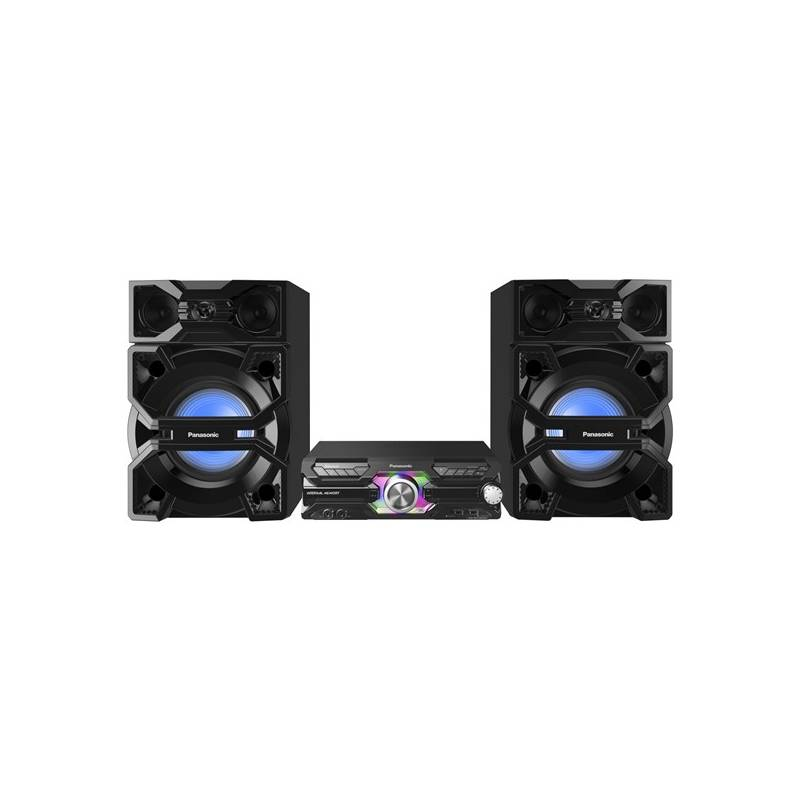 HiFi systém Panasonic SC-MAX3500EK čierny