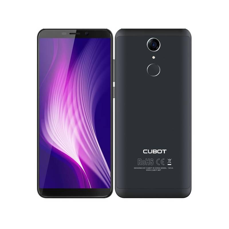 Mobilný telefón CUBOT Nova Dual SIM (PH3909) čierny