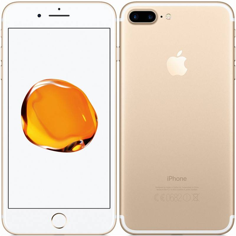 Mobilný telefón Apple iPhone 7 Plus 128 GB - Gold (MN4Q2CN/A)