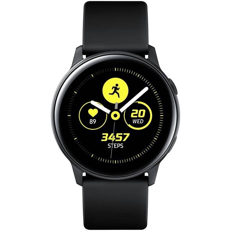 Inteligentné hodinky Samsung Galaxy Watch Active SK (SM-R500NZKAXSK) čierna + Extra zľava 3 % | kód 3HOR2026