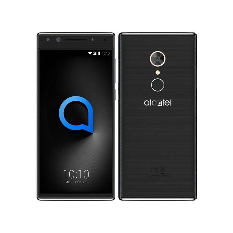 Mobilný telefón ALCATEL 5 (5086D-2AALE17) čierny + Doprava zadarmo