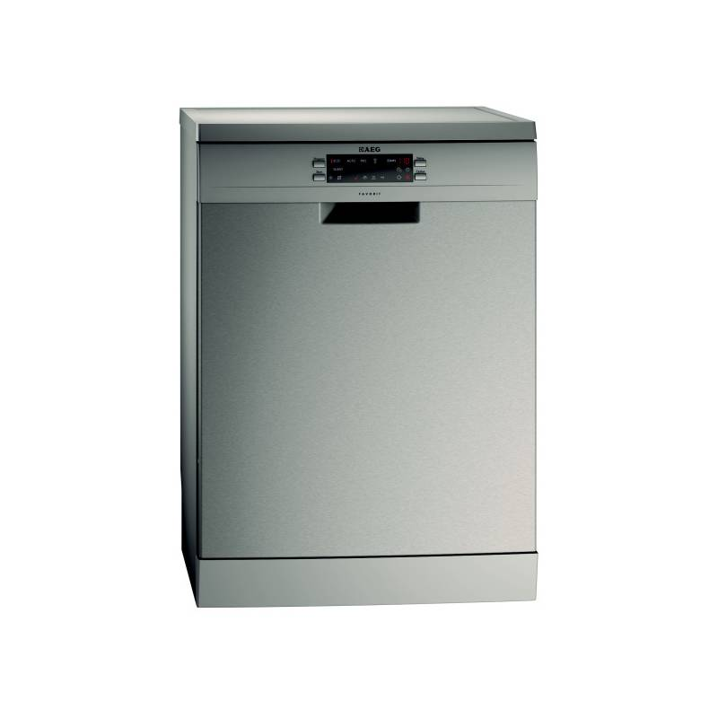 Umývačka riadu AEG Favorit F66702M0P nerez + dodatočná zľava 10 % + Doprava zadarmo