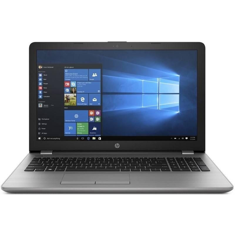 Notebook HP 250 G6 (2UC29ES#BCM) strieborný Software F-Secure SAFE, 3 zařízení / 6 měsíců (zdarma) + Doprava zadarmo