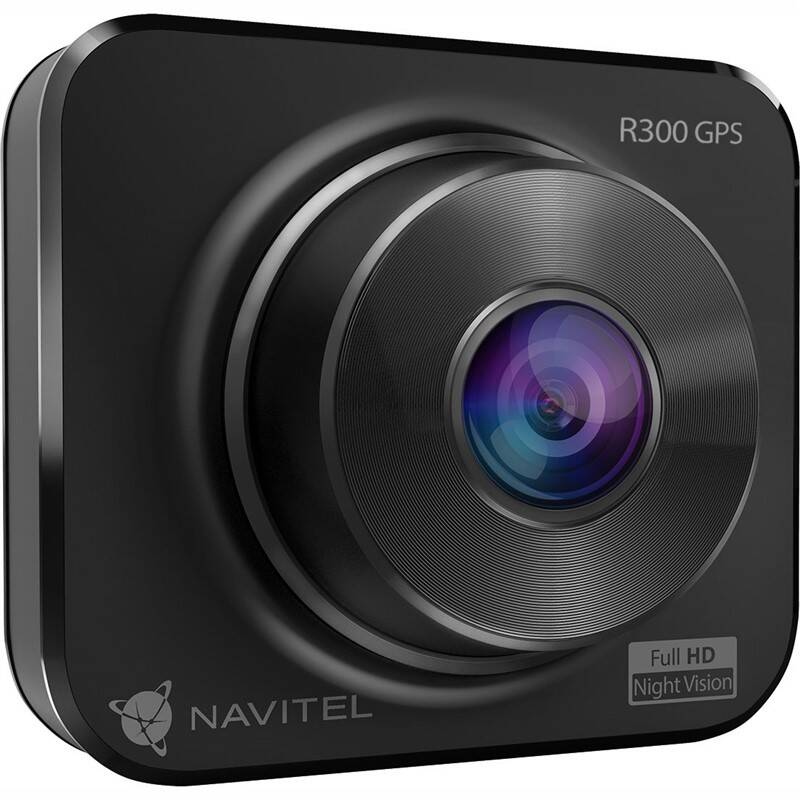 Autokamera Navitel R300 GPS čierna + Extra zľava 5 % | kód 5HOR2024 + Doprava zadarmo
