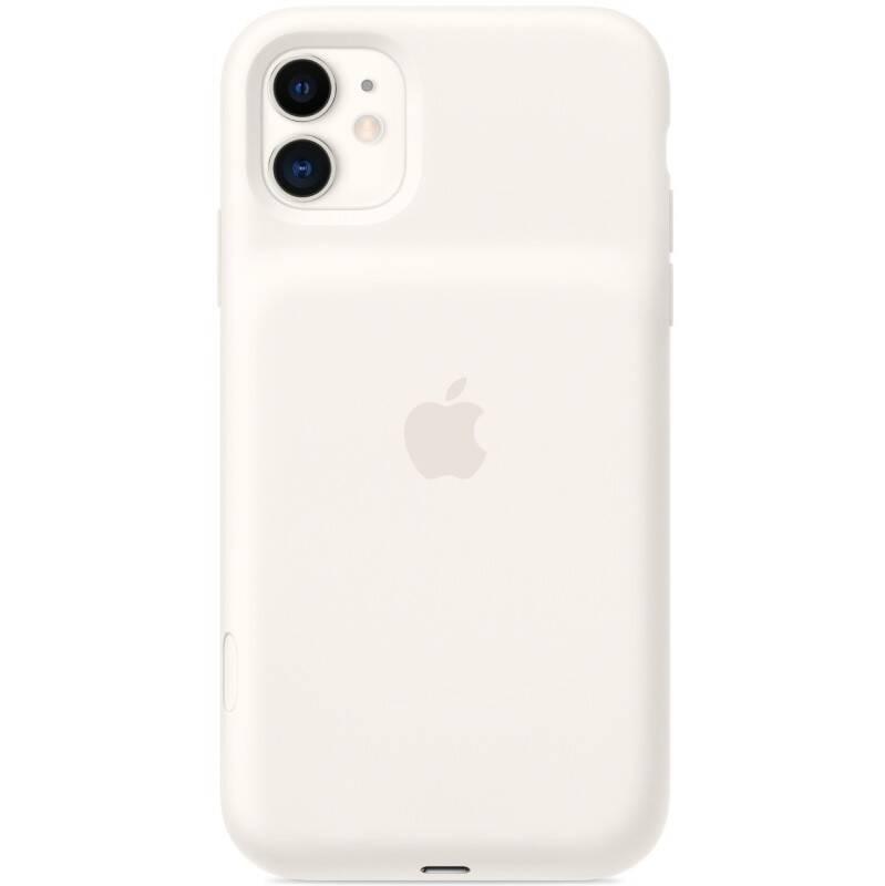 Kryt na mobil Apple Smart Battery Case pro iPhone 11 - bílý (MWVJ2ZY/A) + Extra zľava 10 % | kód 10HOR2036 + Doprava zadarmo