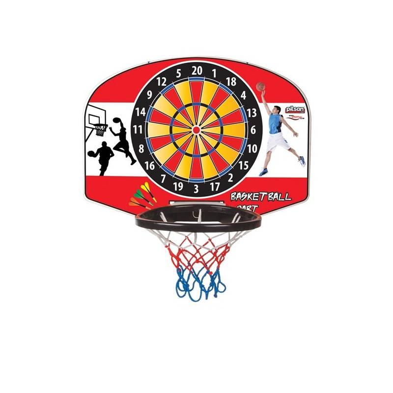 Basketbalový kôš Pilsan s terčem