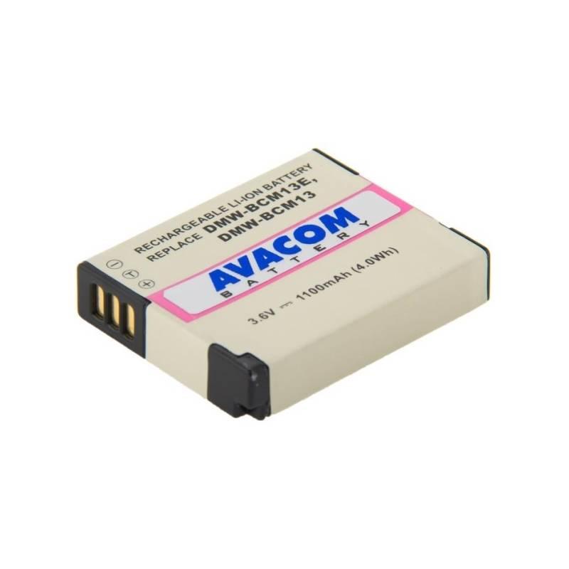 Akumulátor Avacom pro Panasonic DMW-BCM13/BCM13E Li-Ion 3,6V 1100mAh (DIPA-CM13-338)
