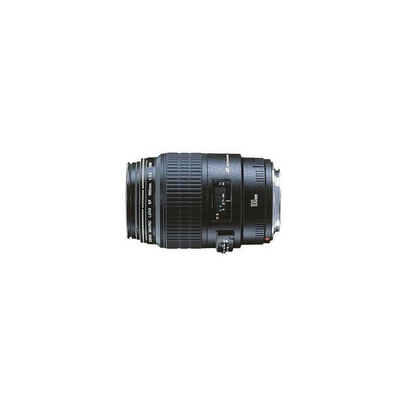Objektiv Canon EF 100 mm f/2.8 Macro USM (4657A018AA) černý