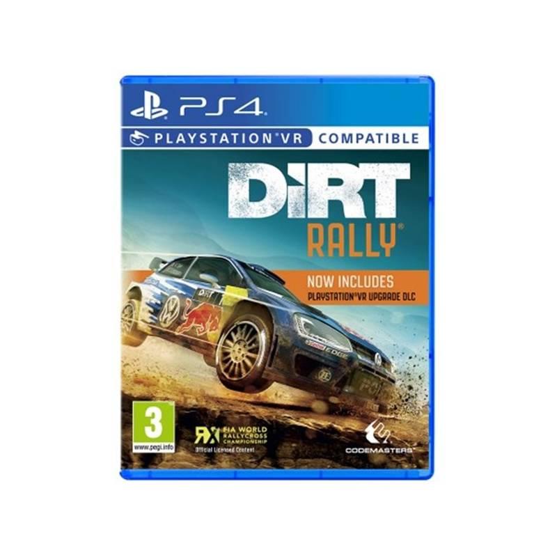 Hra Codemasters PlayStation 4 DiRT Rally VR (4020628813673) + Doprava zadarmo