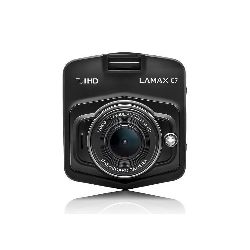 Autokamera LAMAX C7 čierna
