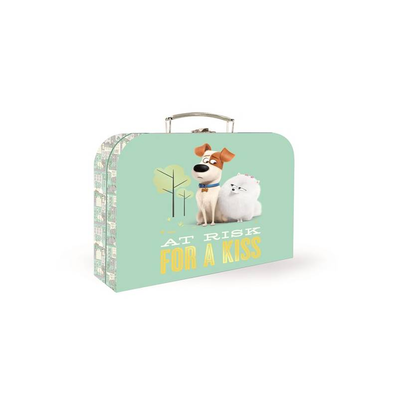 Kufrík P + P Karton Pets