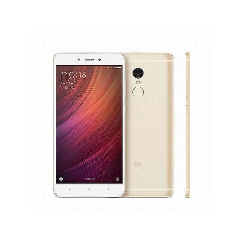 Mobilný telefón Xiaomi Redmi Note 4 64 GB CZ LTE (PH3082) zlatý