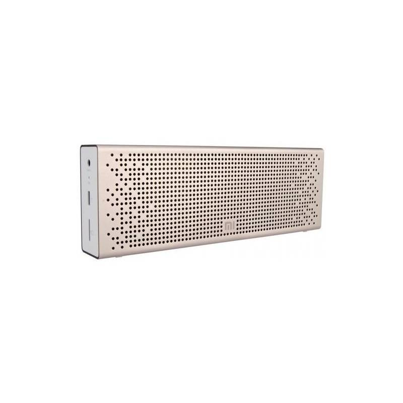 Prenosný reproduktor Xiaomi Mi Bluetooth Speaker Gold (QBH4104GL) zlaté