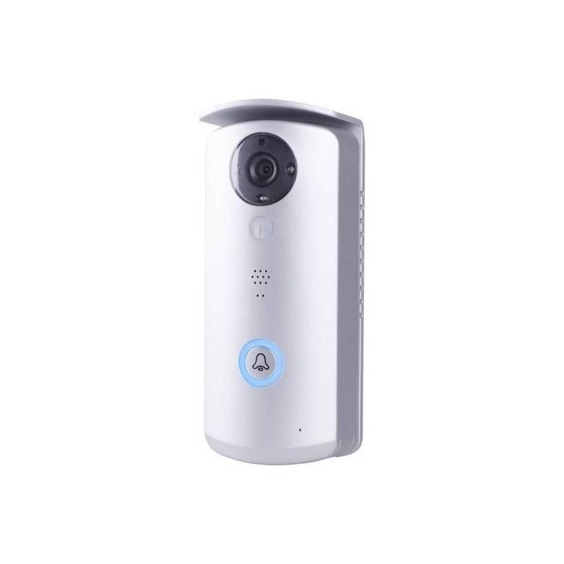 Dverný videotelefón Smartwares 720 HD WIFI a LAN + Doprava zadarmo