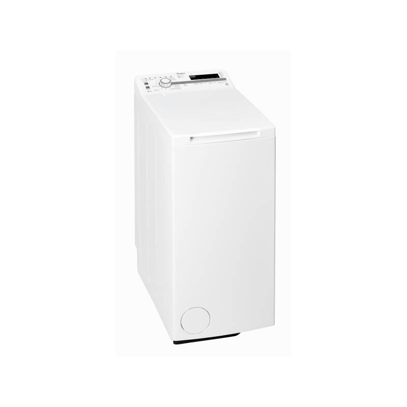 Automatická pračka Whirlpool TDLR 60210 bílá + Whirlpool 5 let záruka