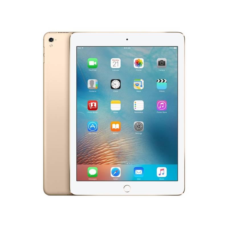 Tablet Apple iPad Pro 9,7 Wi-Fi 256 GB - Gold (mln12fd/a) + Doprava zadarmo