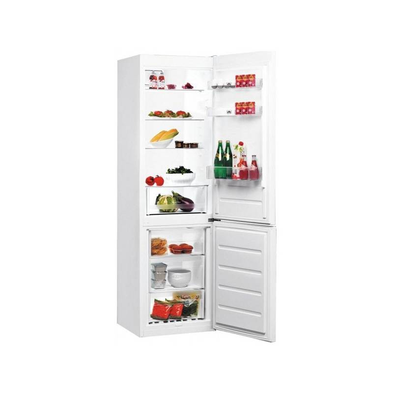 Kombinácia chladničky s mrazničkou Whirlpool BLF 9121 W biela + Doprava zadarmo