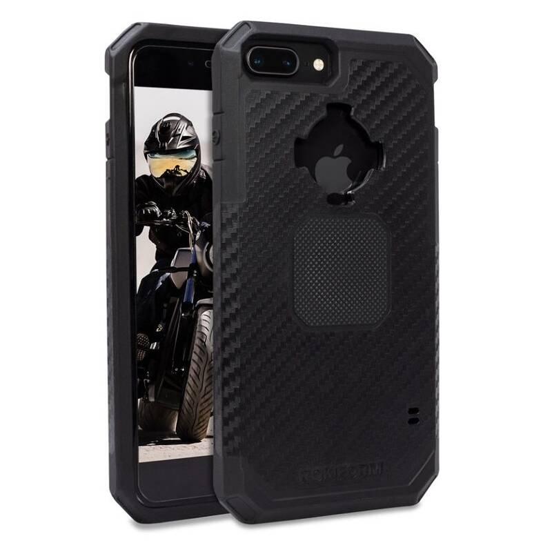 Kryt na mobil Rokform Rugged na Apple iPhone 6/7/8 Plus (305001P) čierny